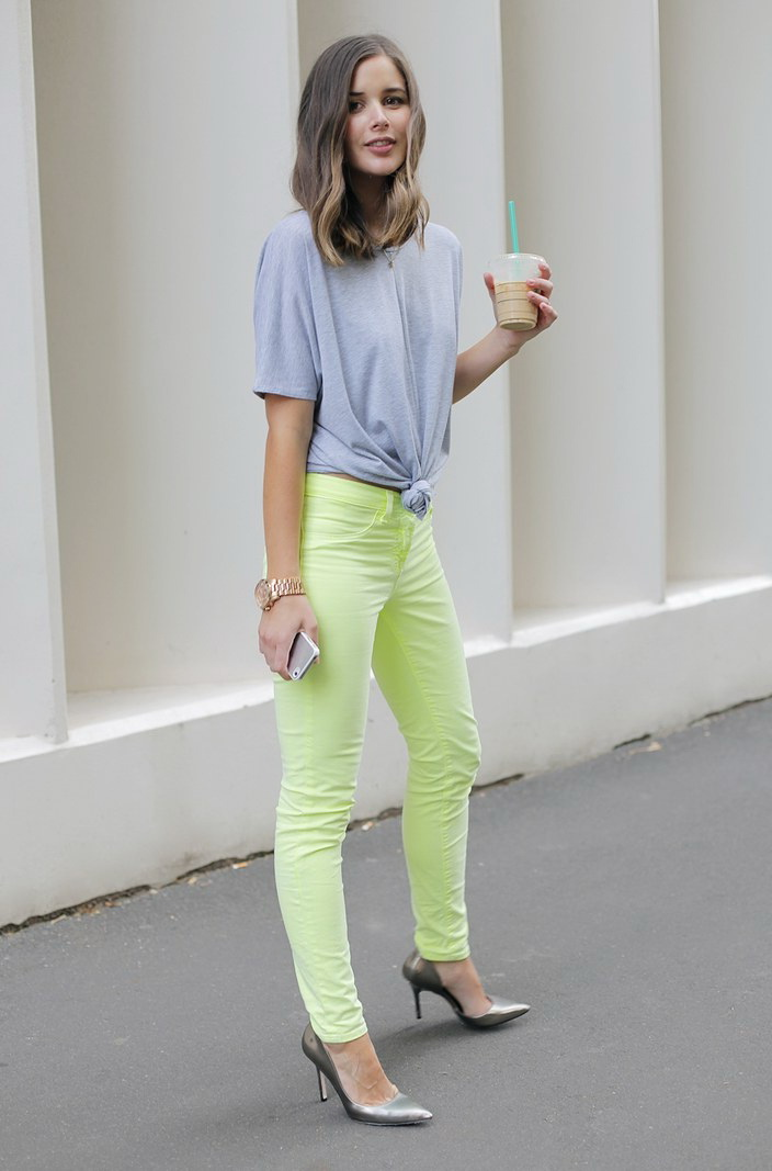30 Ways To Wear Casual Tees 2017