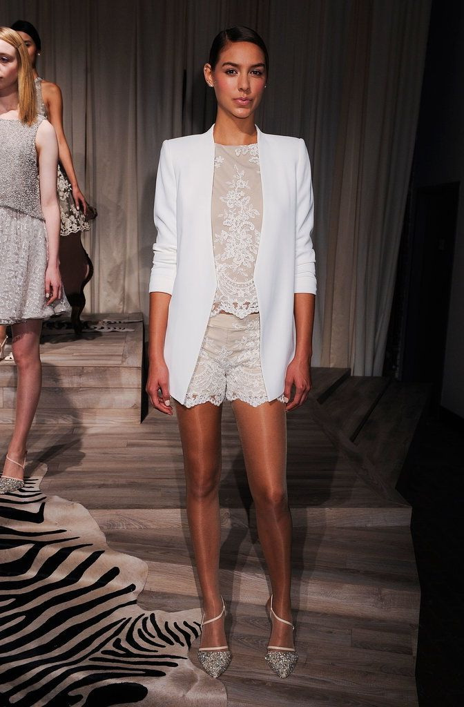Women's White Shorts And How To Wear Them 2019