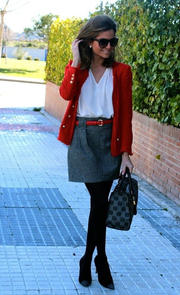 25 Fresh Women's Business Attire Ideas 2021
