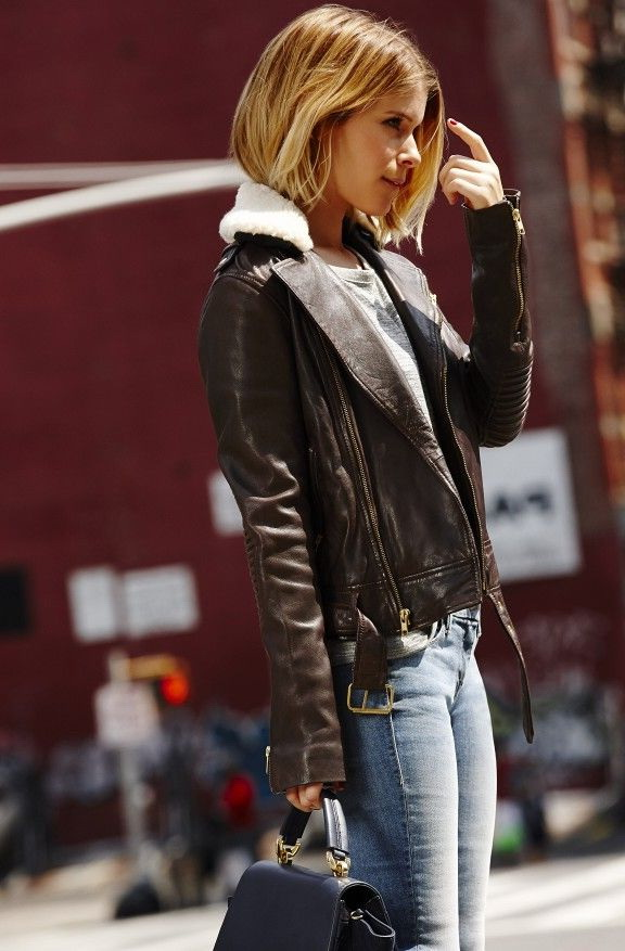 Ways To Wear A Leather Jacket For Women 2020