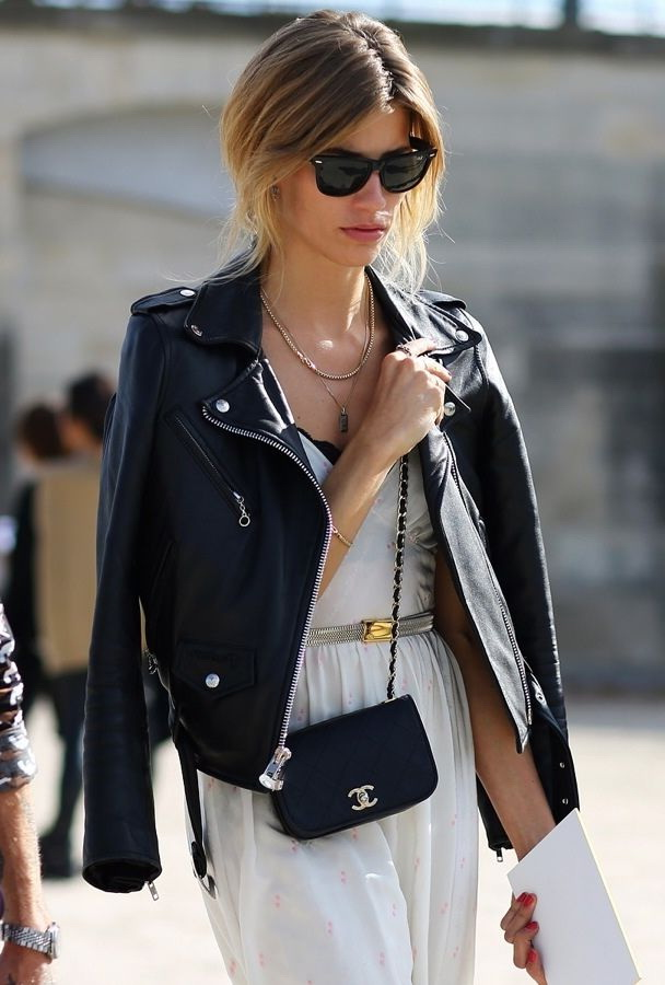 25 Reasons You Need a New Leather Jacket for Spring 2021