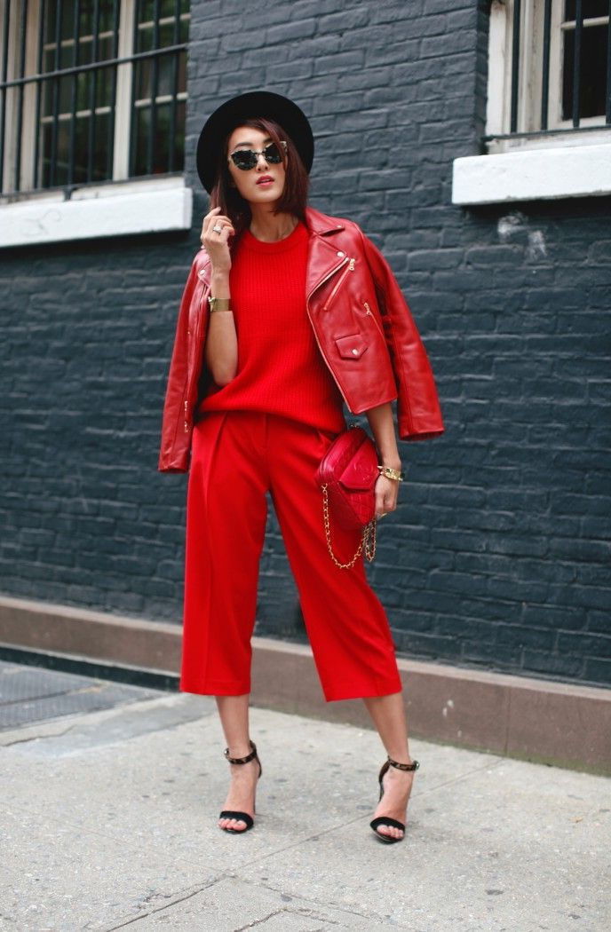 Bright Monochrome Outfits For Women 2019