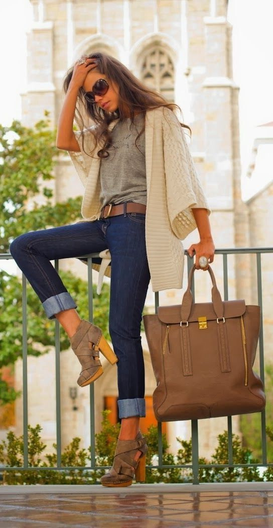 Neutral Outfit Ideas For Women 2021