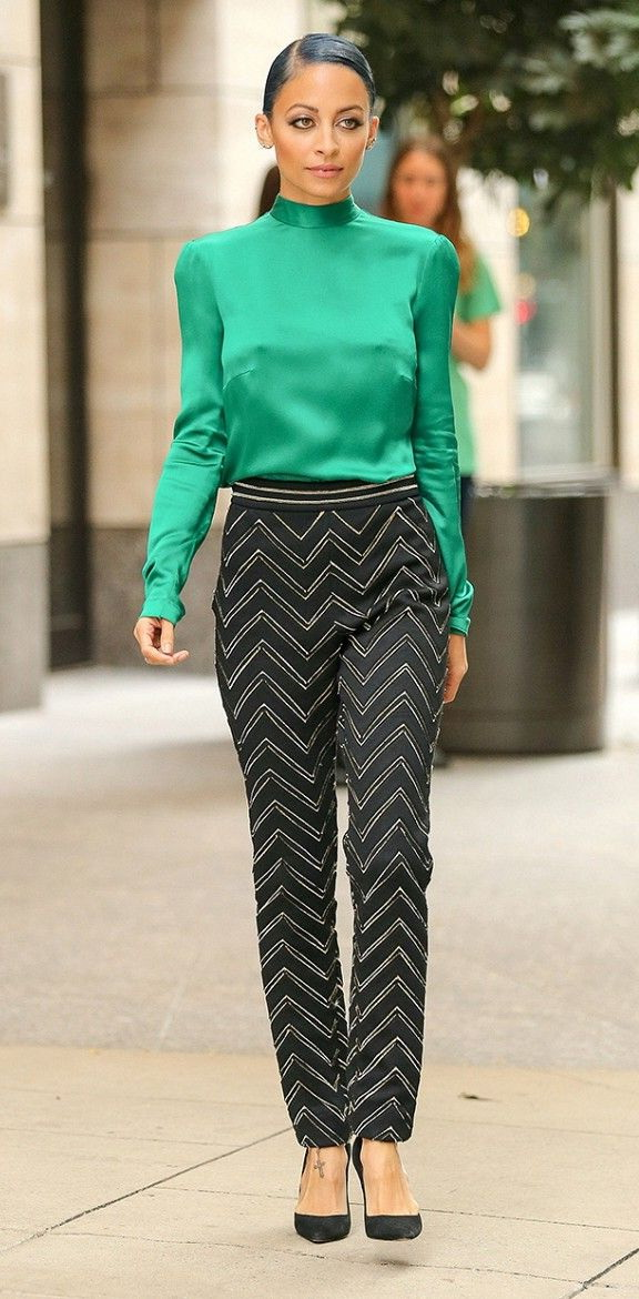 15 Ways To Style Pants For Evening Events 2017