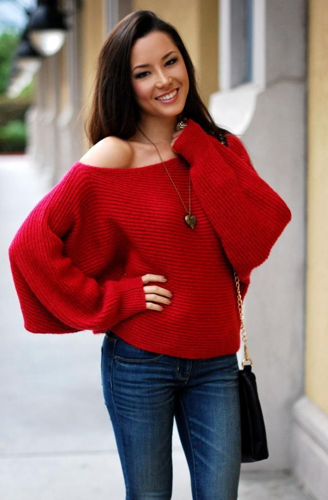 Women's Sweater Trends To Try This Year 2018 | FashionTasty.com