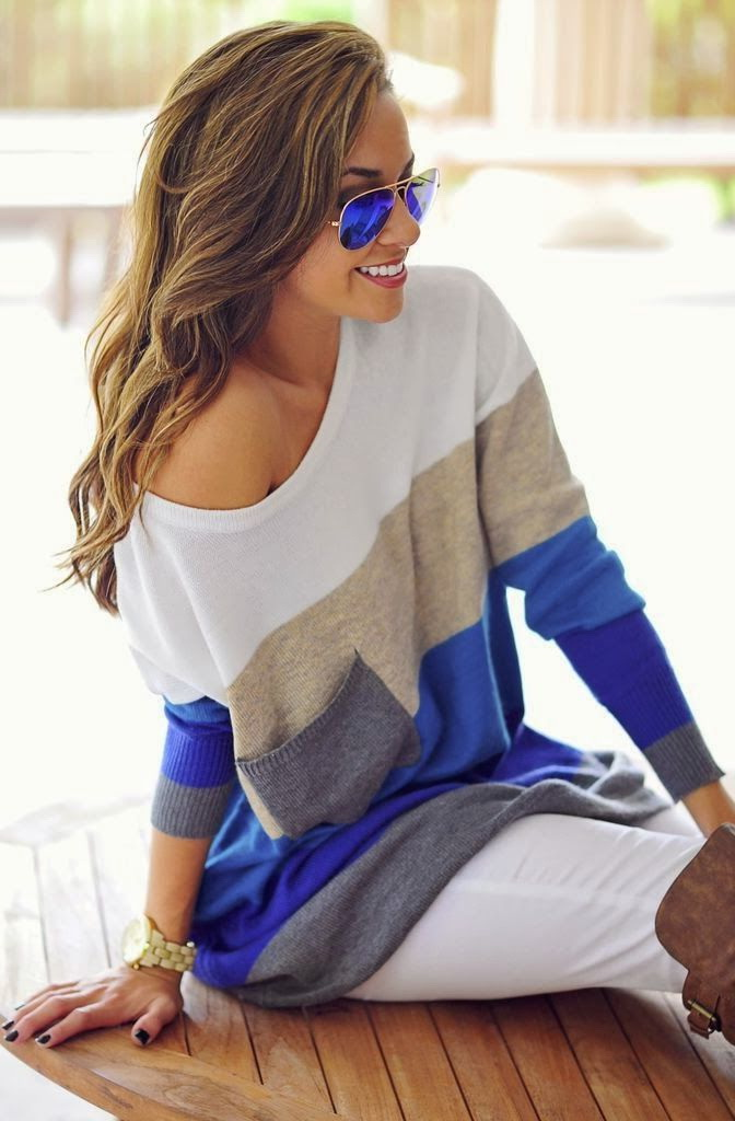 Knitted Outfit Ideas For Women 2021