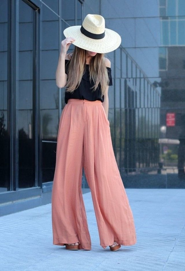 17 Ways To Wear Palazzo Pants 2019