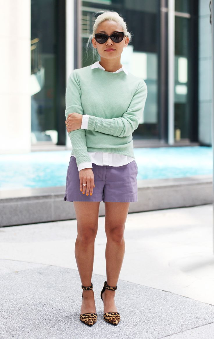 Women's Formal Outfits With Shorts 2017