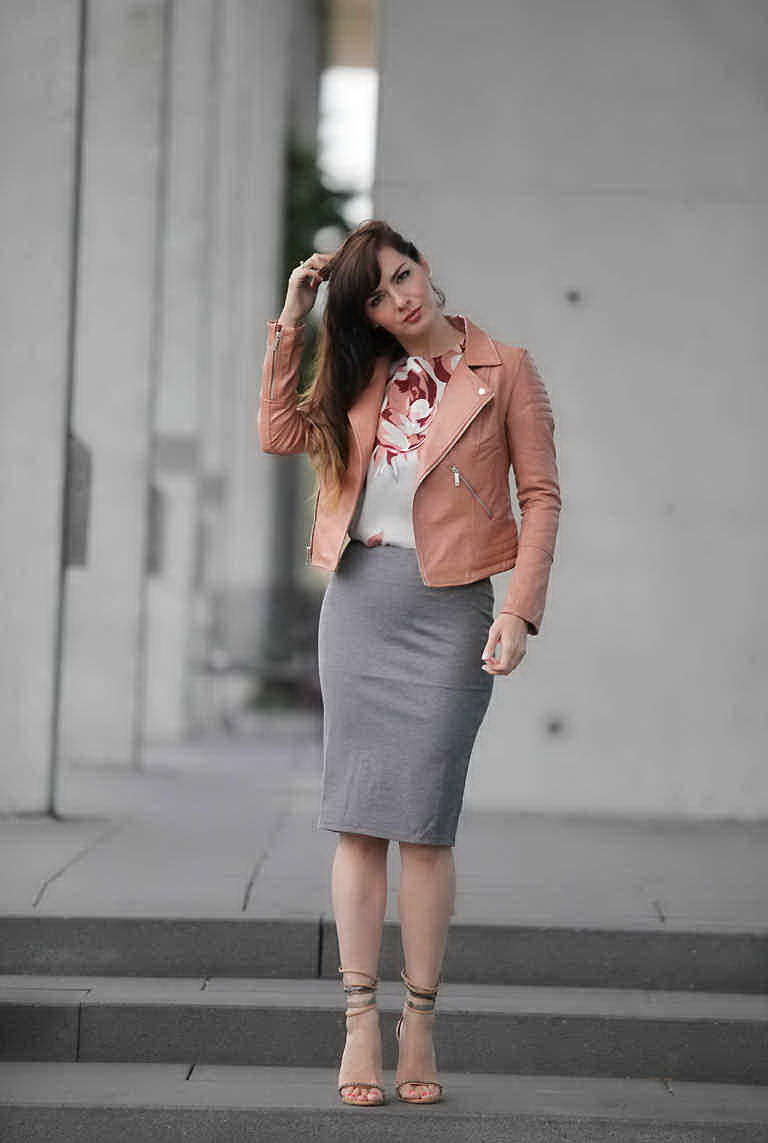 Office Skirts Combinations And Work Outfit Ideas 2018 ...
