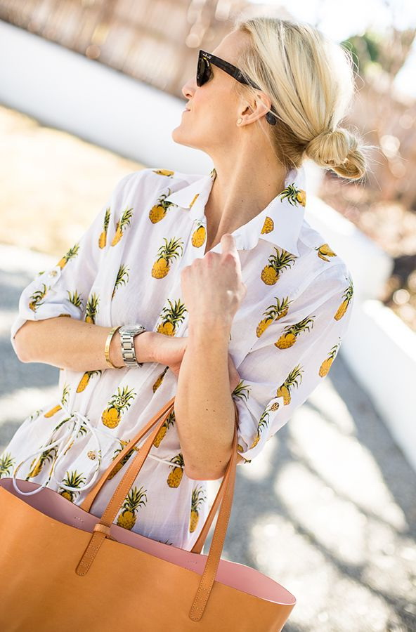 20 Ways To Style A Printed Shirt 2017