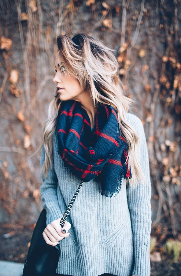 Best Looks Completed With Scarves 2017