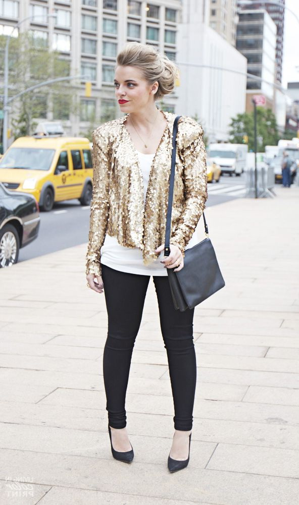 Sequin Outfit Ideas 2020