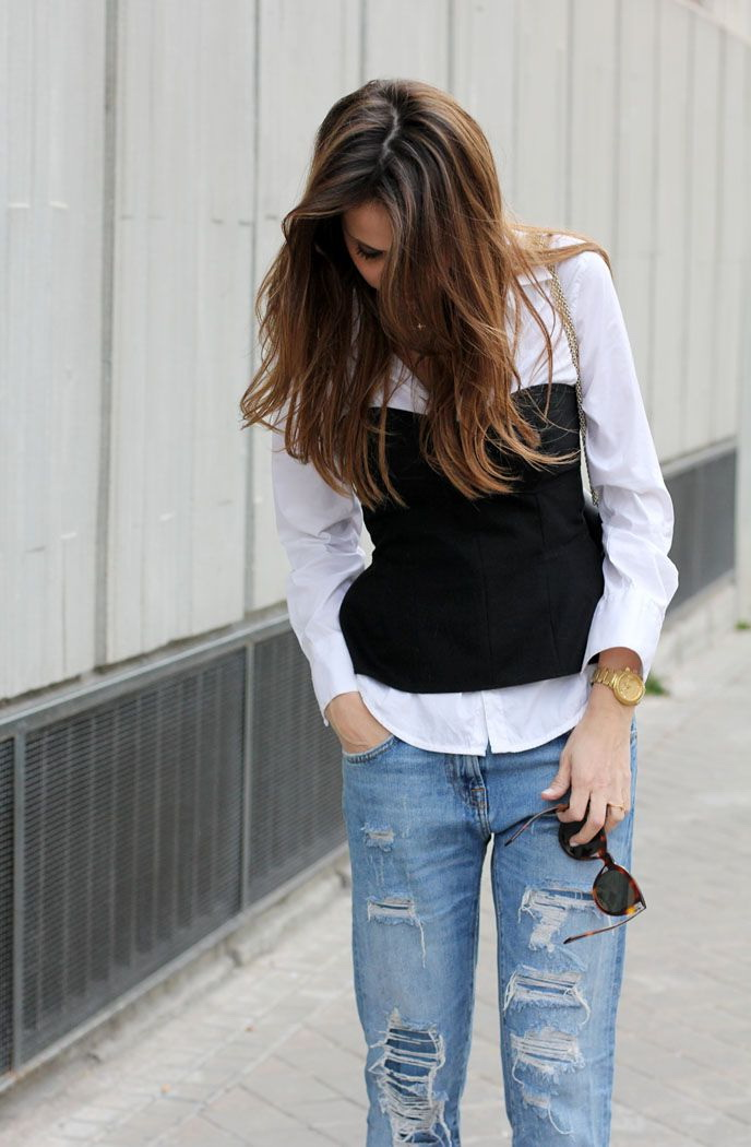 How To Make Layered Looks With Shirts 2019