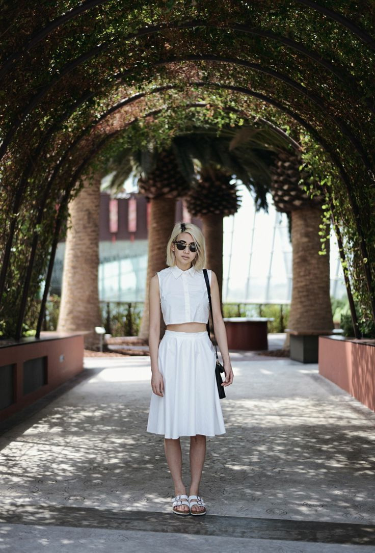 What Are The Best White Skirts Designs And How To Wear Them 2020