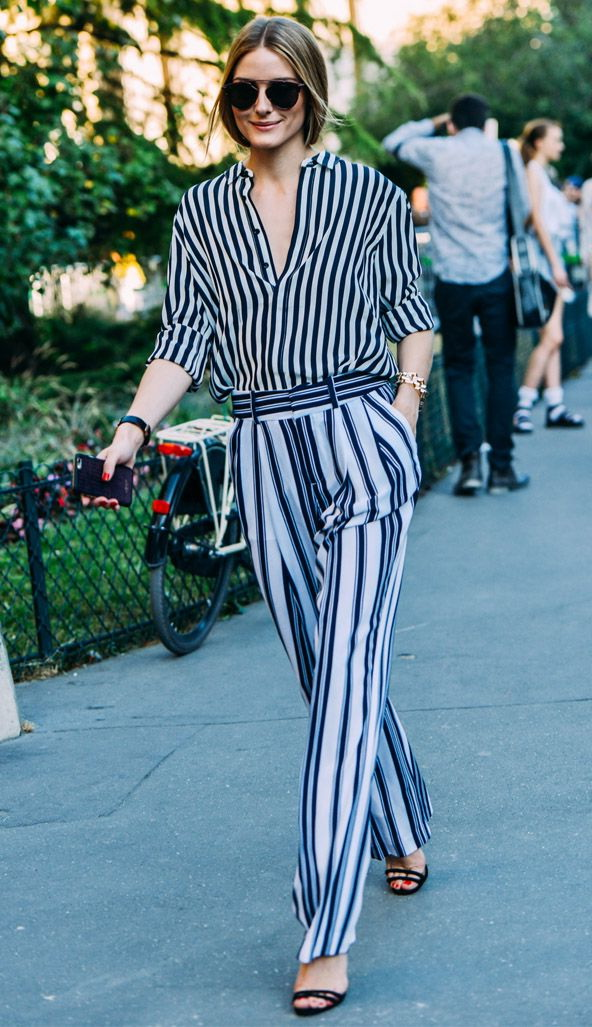 How To Wear Striped Tops This Fall 2020