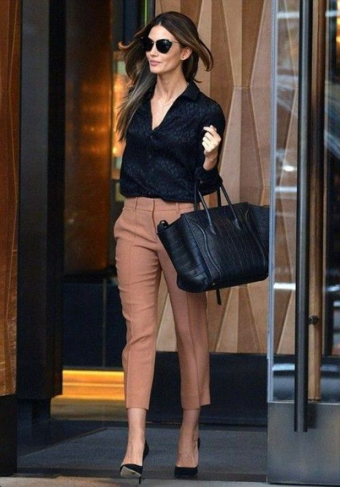 Top 20 Work Outfit Combination Ideas for Business Ladies 2019