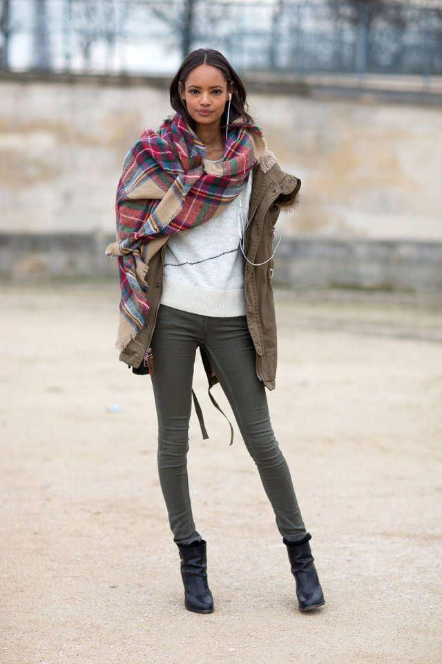 Best Looks Completed With Scarves 2020