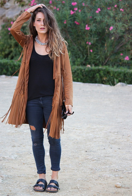 How To Wear A Suede Jacket 2019