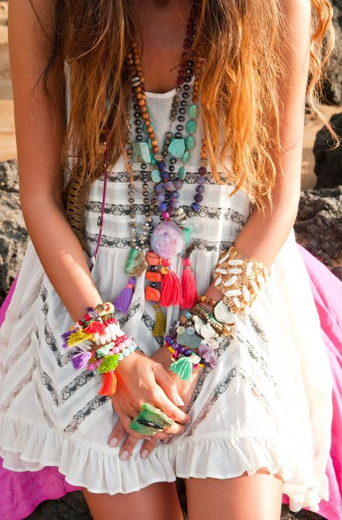 Summer Jewelry And Outfit Ideas 2019