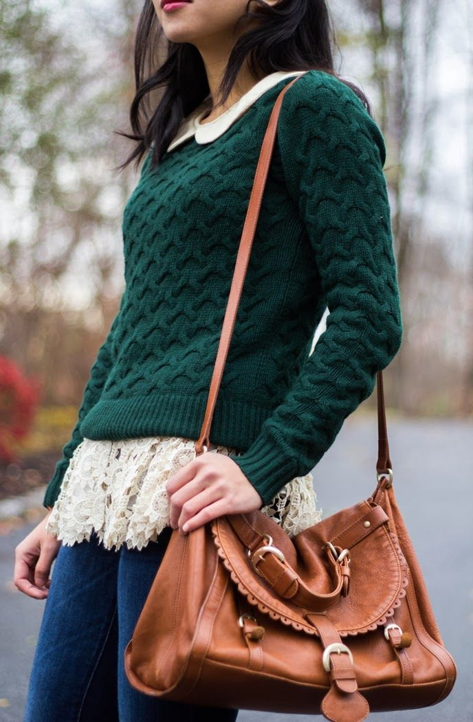 Knitted Outfit Ideas For Women 2020
