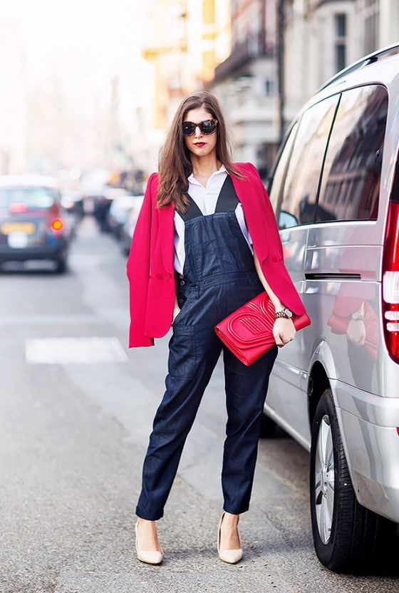 12 Ways to Wear Utility and Casual Jumpsuits 2019