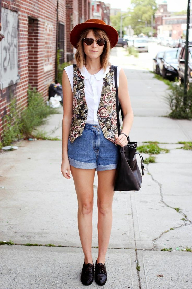 How To Wear Vests In Summer 2020