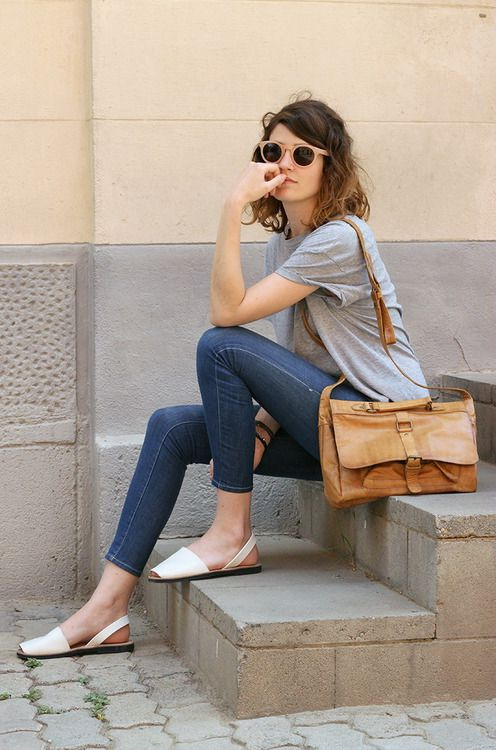 10 Ways To Wear Flat Slide Sandals 2019