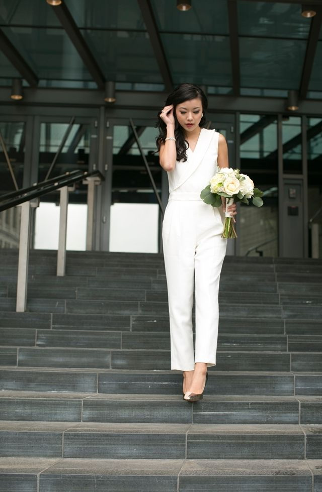 White Pant Suits For Women 2021