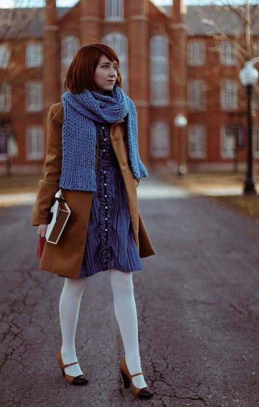 25 Ways To Wear Tights 2021