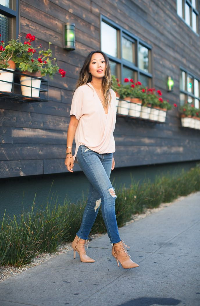 Ladies White Tops And How To Style Them 2021