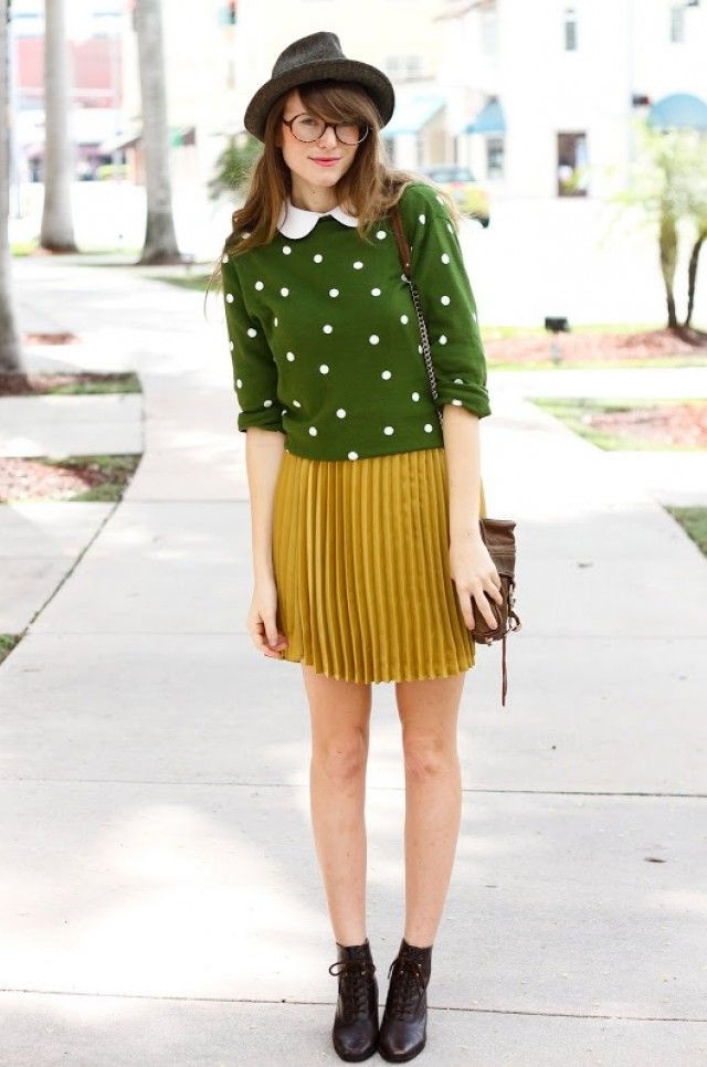 What To Wear With A Yellow Skirt 2019