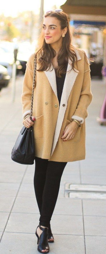 Women's Casual Coats And How To Wear Them 2019