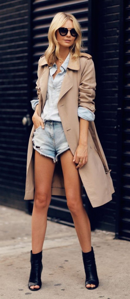 Women's Draped Coats And How To Wear Them 2017