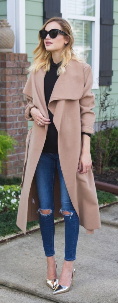 en from image drapes outerwear nz coat woman with zara collar of zealand draped new coats
