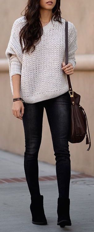 Women's Casual Sweaters And How To Wear Them 2019