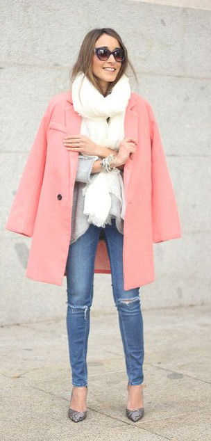 15 Stylish Pastel Coats to Wear in Winter 2021
