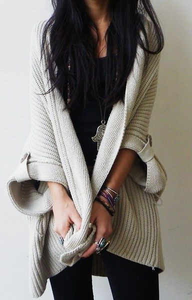 25 Ways To Wear A Cardigan 2019