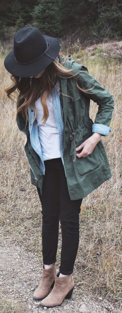 Women's Casual Jackets And How To Wear Them 2019