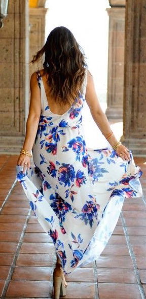 Summer Printed Dresses 2019