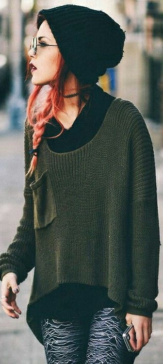 25 Fall Hipster Fashion Trends 2019
