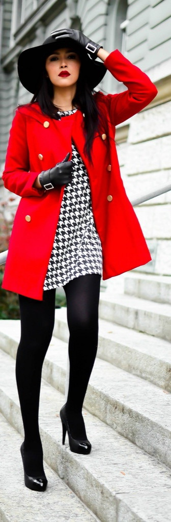 How To Pair Coats With Dresses 2021