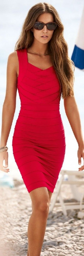 10 Ways To Wear A Red Dress 2019