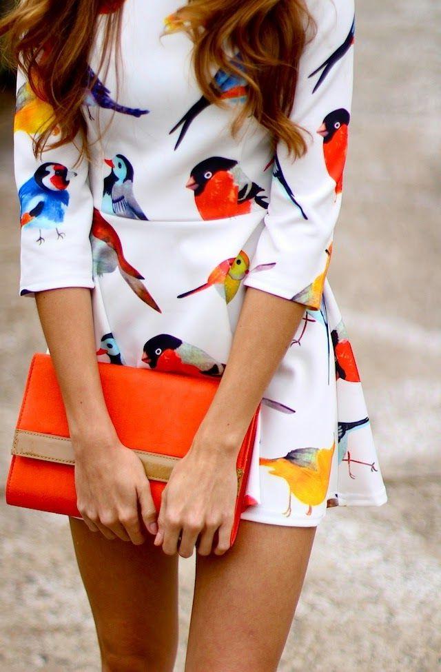 Summer Printed Dresses 2021