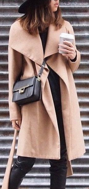 Women's Fall Coats And How To Wear Them 2019