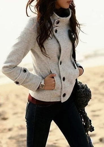 Women's Jackets And To Wear With Them 2017