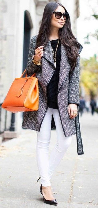 Women's Fall Coats And How To Wear Them 2021