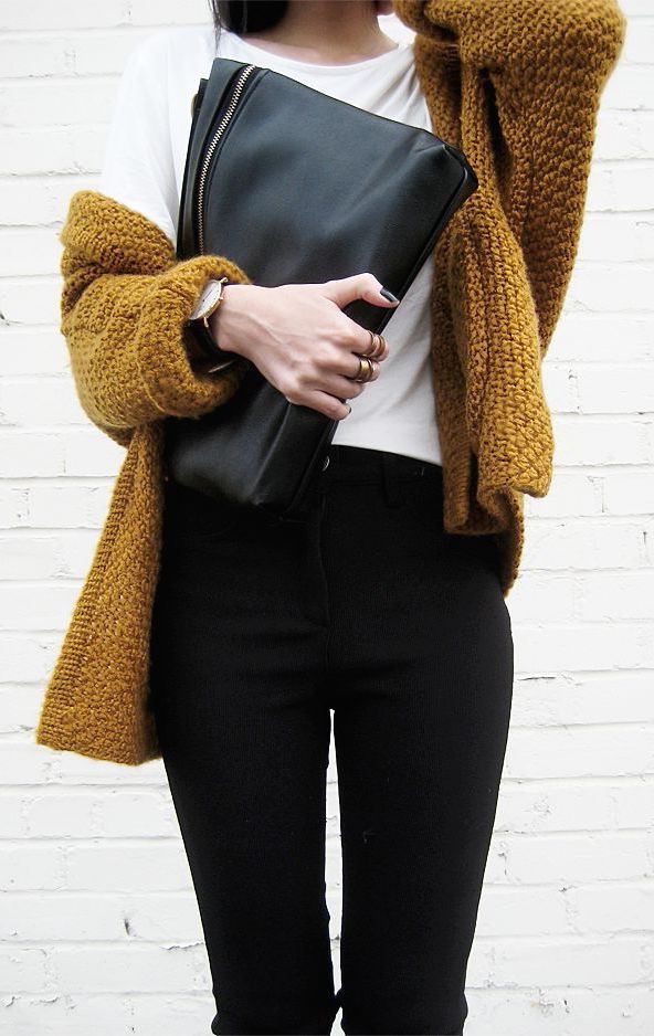 25 Ways To Wear A Cardigan 2020