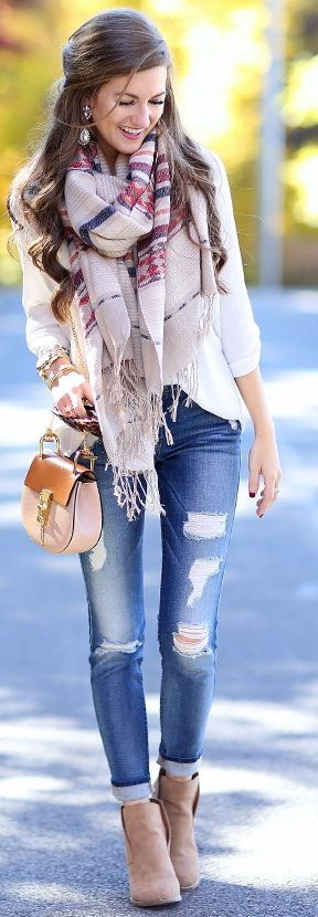 Casual Jeans Outfit Ideas 2019