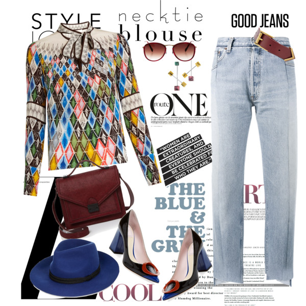 Smart Strategies For Women Over 40: How to Wear Blouses 2019