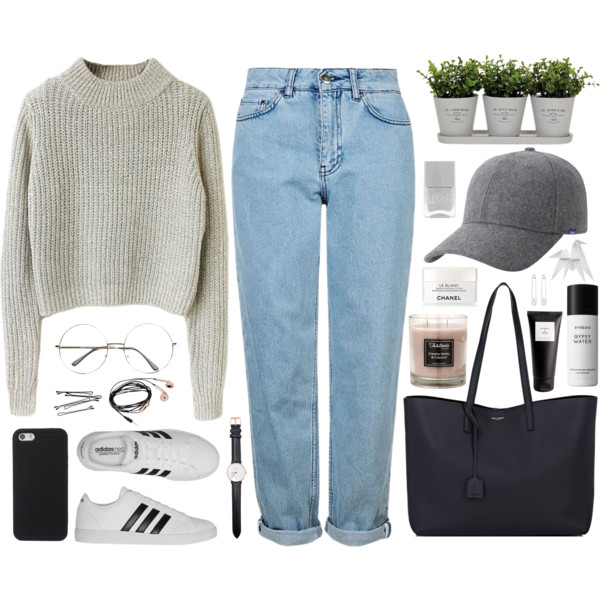 Women Over 40 Fashion Looks: Boyfriend Jeans 2019